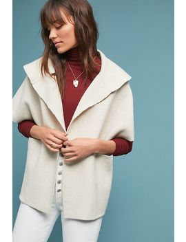 Collared Shrug by Anthropologie