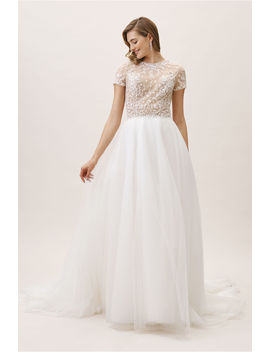 Bradshaw Gown by Bhldn