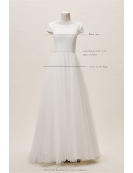 Fitzwater Gown by Bhldn