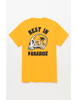 Pac Sun Rest In Paradise T Shirt by Pacsun