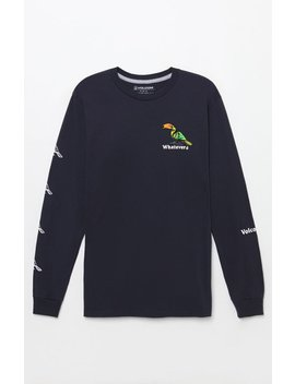 Volcom Bad Bird Long Sleeve T Shirt by Pacsun