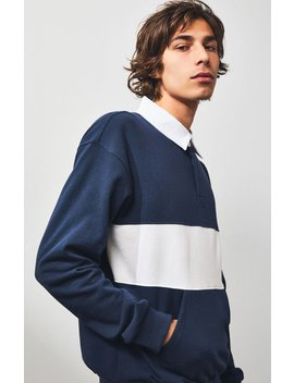 Pac Sun Icon Rugby Sweatshirt by Pacsun