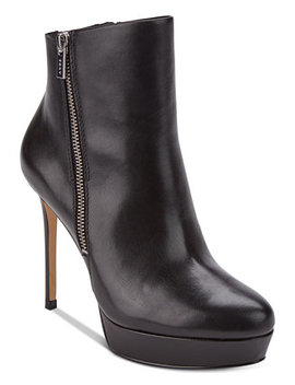 Jami Platform Booties, Created For Macy's by Dkny