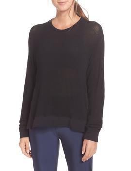 Crane Mesh Sweatshirt by Alala