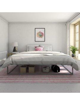 Novogratz Boutique Platform Bed & Reviews by Novogratz