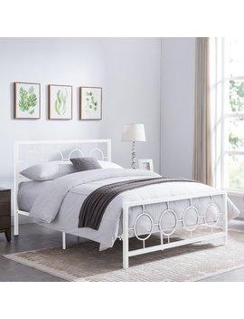Wrought Studio Heritage Queen Panel Bed & Reviews by Wrought Studio