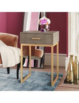 Willa Arlo Interiors Roxanna End Table & Reviews by Willa Arlo Interiors