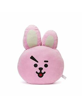 Bt21 Official Bts Merchandise By Line Friends   Cooky Smile Decorative Throw Pillows Cushion, 16.5 Inch (Designed By Bangtan Boys) by Bt21