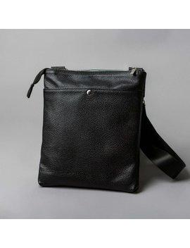 Leather Shoulder Bag For Mens Messenger Bag Leather Cross Body Bag, Leather Satchel, Laptop Messenger Bag, Leather Saddle Bag Crossbody Bag by Etsy
