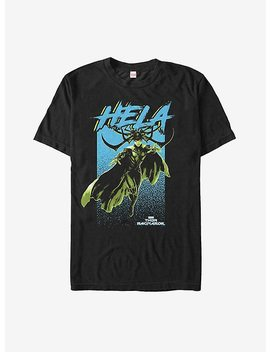 Marvel Thor: Ragnarok Hela Portrait T Shirt by Hot Topic