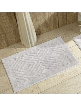 Better Trends Trier Bath Mat & Reviews by Better Trends
