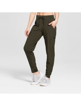 "Women's Woven Train Mid Rise Pants 29""   C9 Champion® by C9 Champion®"