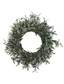 Sonoma Goods For Life™ Artificial Olive Leaf Wreath by Kohl's
