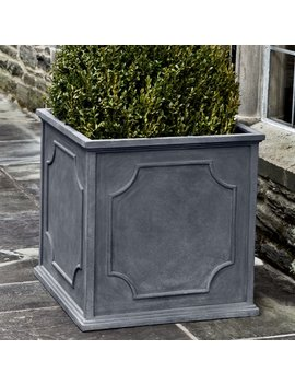 Campania International, Inc Pacifica Fiberglass Planter Box & Reviews by Campania International