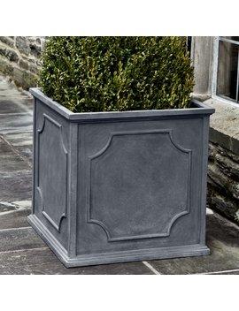 Campania International, Inc Pacifica Fiberglass Planter Box & Reviews by Campania International