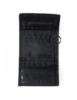 Obey Drop Out Tri Fold Wallet   Black by Ccs