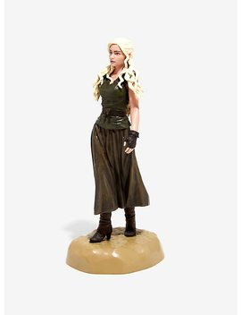Game Of Thrones Daenerys Targaryen Mother Of Dragons Statue by Hot Topic