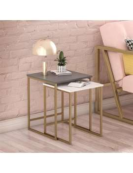 Cosmo Living Scarlett Nesting Tables by Generic