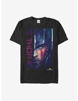 Marvel Thor: Ragnarok Battle Paint T Shirt by Hot Topic