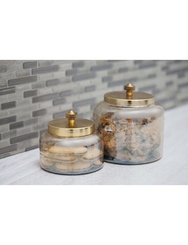 Bungalow Rose 2 Piece Kitchen Canister Set by Bungalow Rose