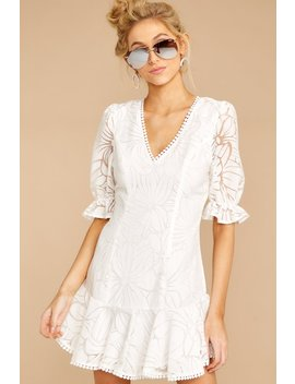 All Time Best White Dress by One And Only Collective