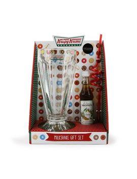 Krispy Kreme   Milkshake Gift Set by Krispy Kreme