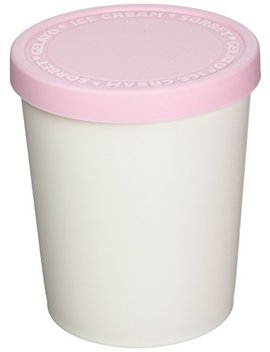 Tovolo Sweet Treats Tub   Pink, Pack Of 2 by Tovolo