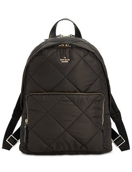 Quilted Tech Large Backpack by Kate Spade New York