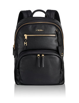 Voyageur Hagen Leather Backpack by Tumi