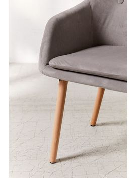 Phoebe Velvet Chair by Urban Outfitters
