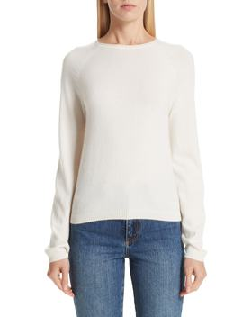 Silk Blend Raglan Sweater by Co
