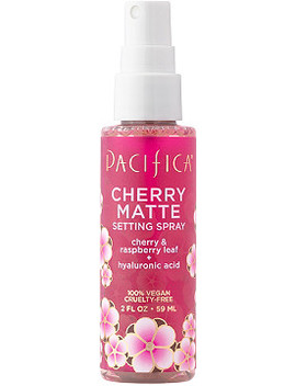 Cherry Matte Setting Spray by Pacifica