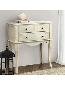 Beachcrest Home Garrett 3 Drawer Nightstand & Reviews by Beachcrest Home