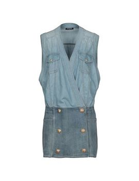 Balmain Denim Dress   Dresses by Balmain