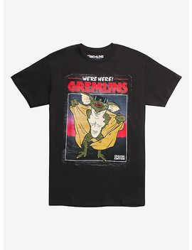 Gremlins Special Edition Vhs Cover T Shirt by Hot Topic