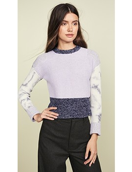 Desio Knit Sweater by Zoe Jordan