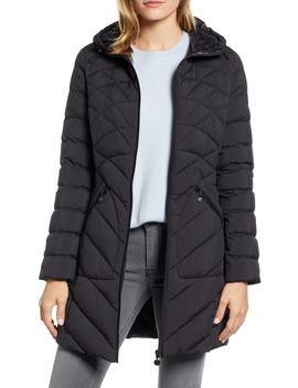 Microtouch Puffer Jacket by Bernardo