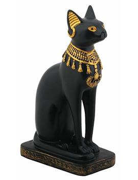 Ss Y 5392 Egyptian Bastet Collectible Figurine by Summit By White Mountain
