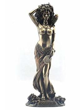 Oshun   Goddess Of Love, Beauty And Marriage Sculpture by Jfsm Inc