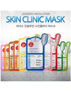 Leaders   Insolution Skin Clinic Mask 1pc by Leaders