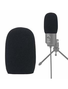 Youshares Foam Mic Windscreen   Wind Cover Pop Filter Compatible With Fifine Usb Microphone (669 B K669) For Recording And Streaming by Youshares