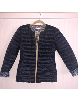 Lilly Pulitzer Reversible Puffer Coat!Preowned/Used by Lilly Pulitzer