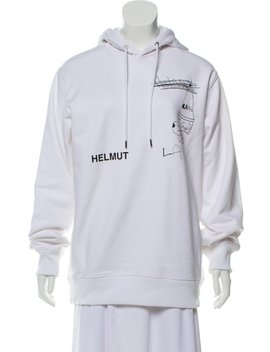 Puppy Hoodie Sweatshirt W/ Tags by Helmut Lang