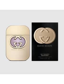 Gucci Guilty Intense 75ml Eau De Parfum by Gucci