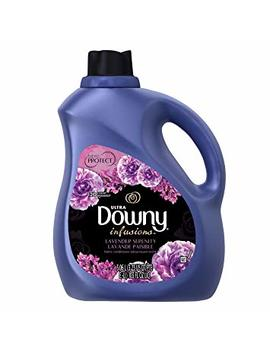 Downy Infusions Lavender Serenity Liquid Fabric Conditioner (Fabric Softener), 103 Fl Oz by Downy