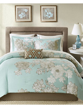Avalon 7 Pc. Twin Comforter Set by Madison Park Essentials