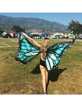 Butterfly Wings  Blue by Alien Outfitters