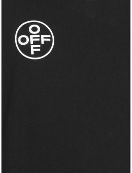 Off White Stencil S/S Slim Tee by Off White