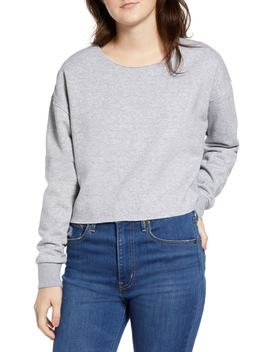 Stranger Raw Edge Sweatshirt by Rvca