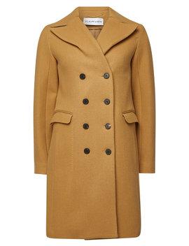 Wool Coat by Carven